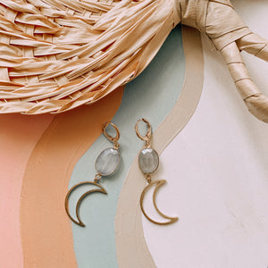 Retrograde Earrings