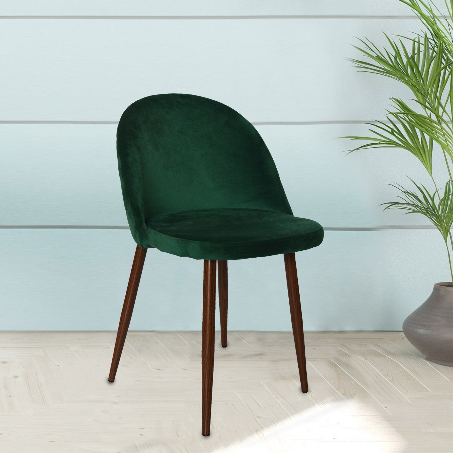 Inviting Emerald Green for the Naturey You from Teaktale Home Decors
