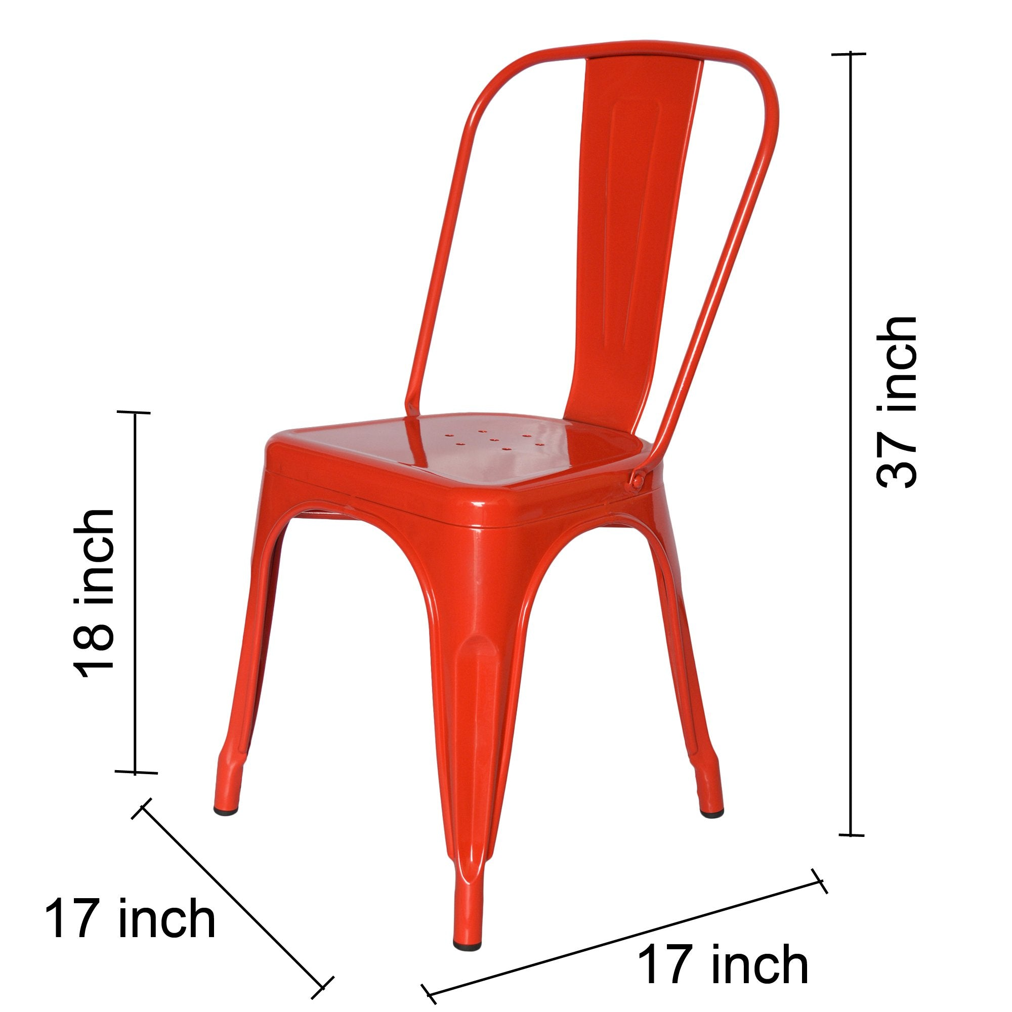Scarlet Chair for the Passionate You from Teaktale Online Store