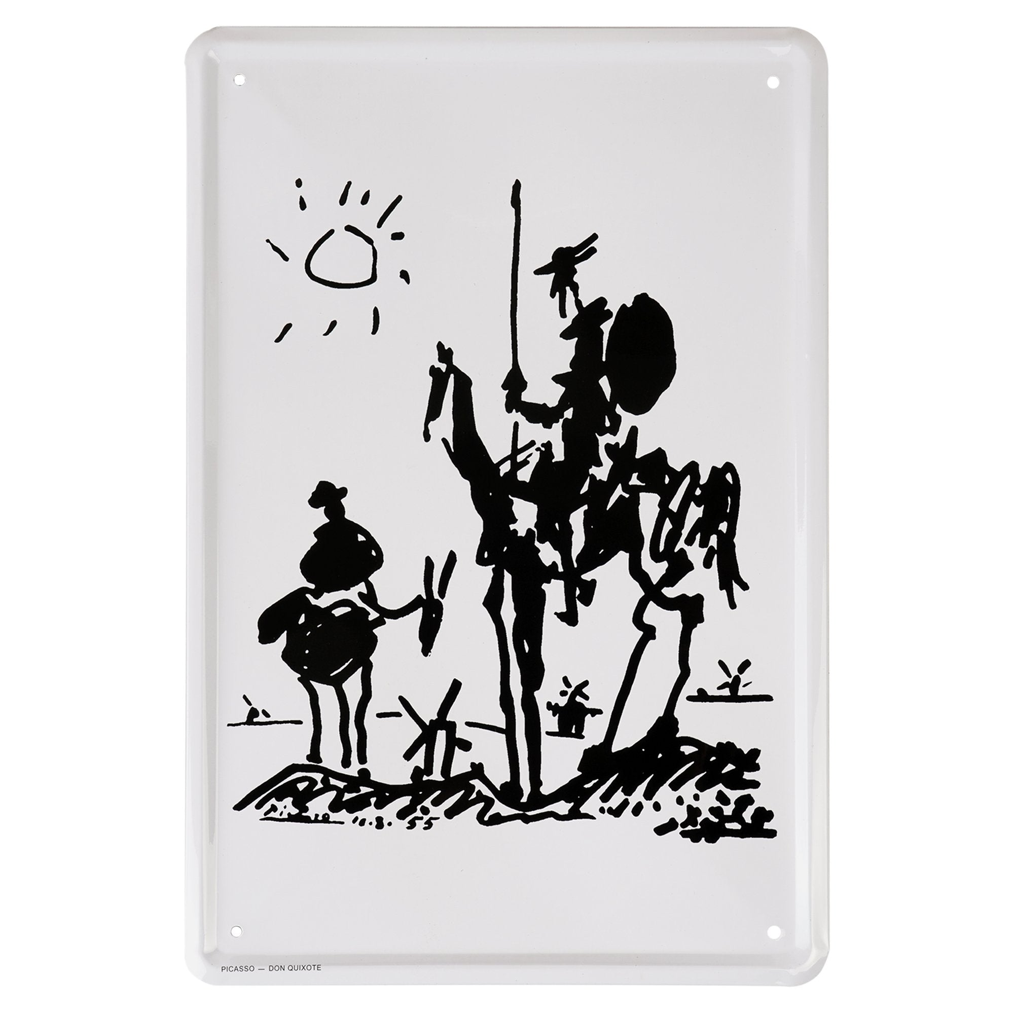 Doodle Wall Plaque