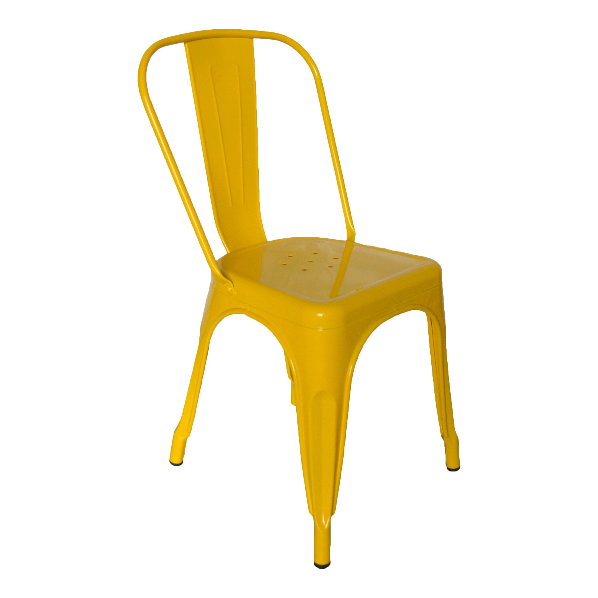 Gold Citrine Iron Chair from Teaktale Online Store