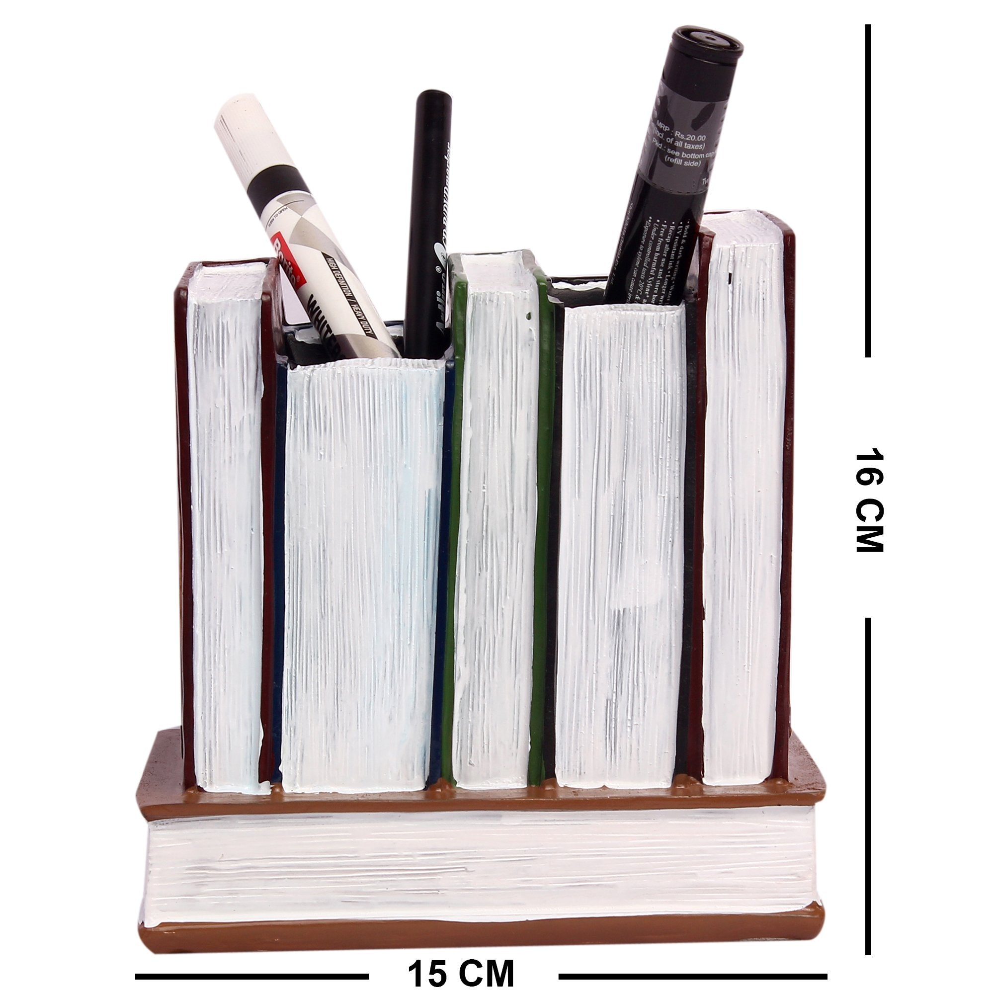 Book Pen Holder