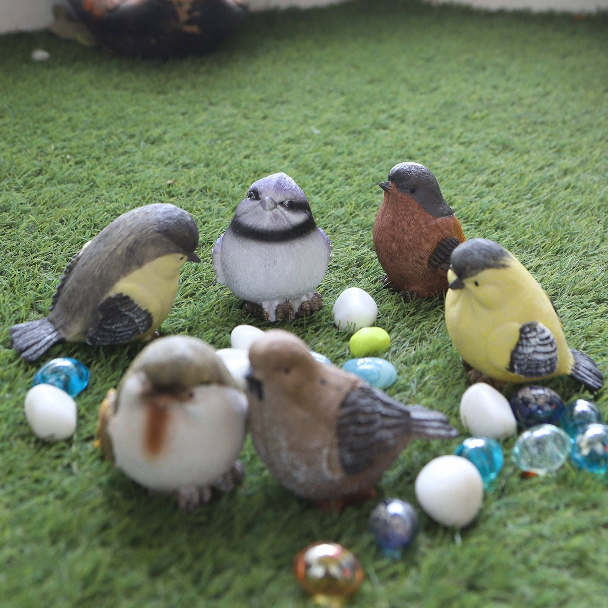 Birdies - Set of 6