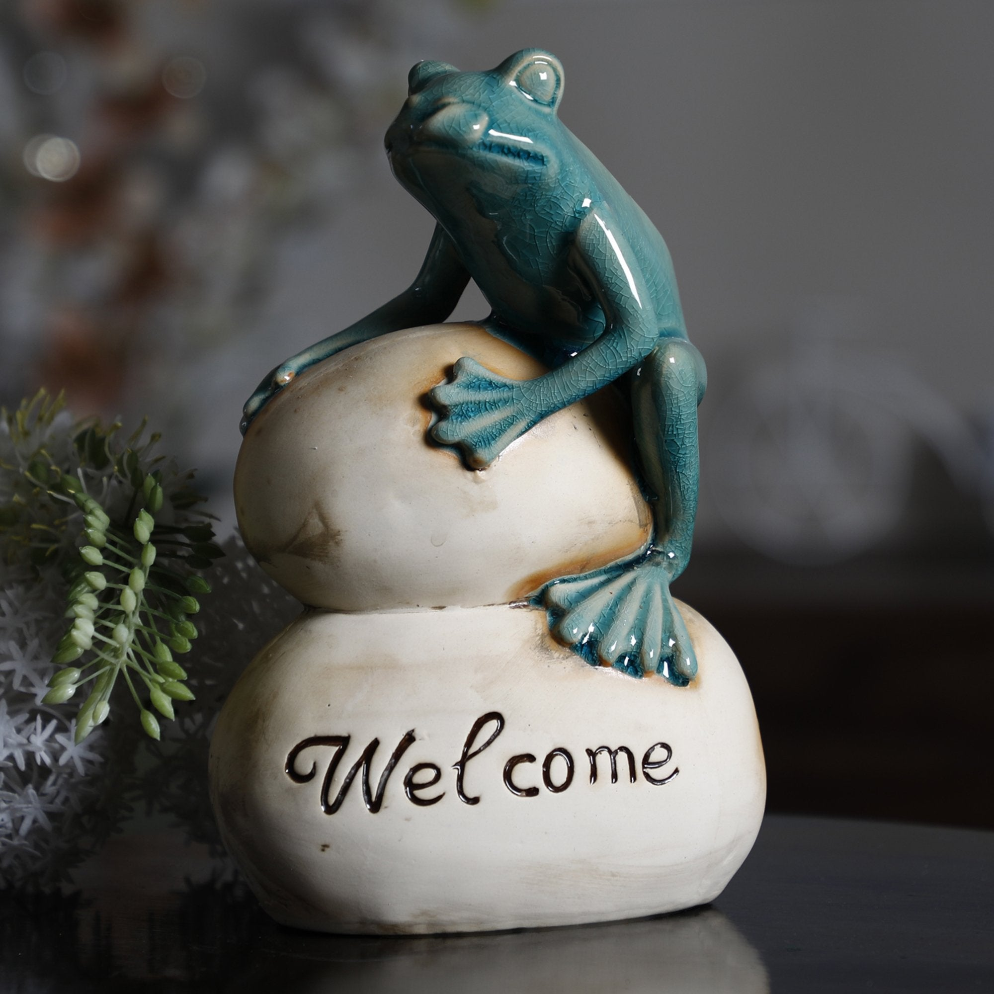 Frog & Stone - Welcome Plank