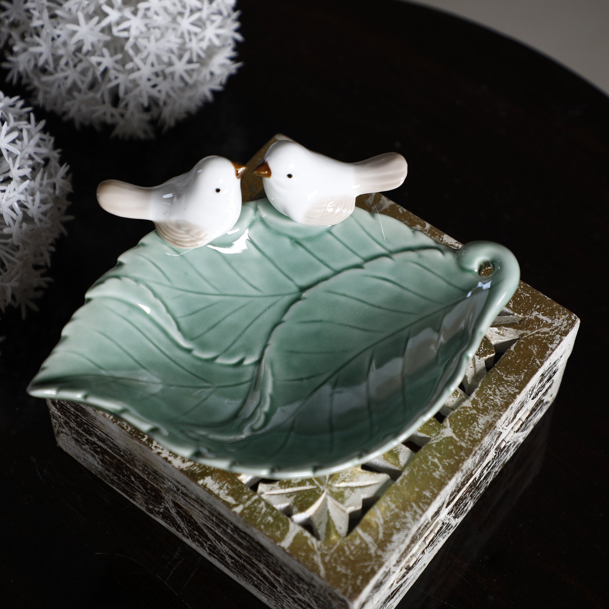 Multipurpose Tray-Birds from TeakTale Home Decors