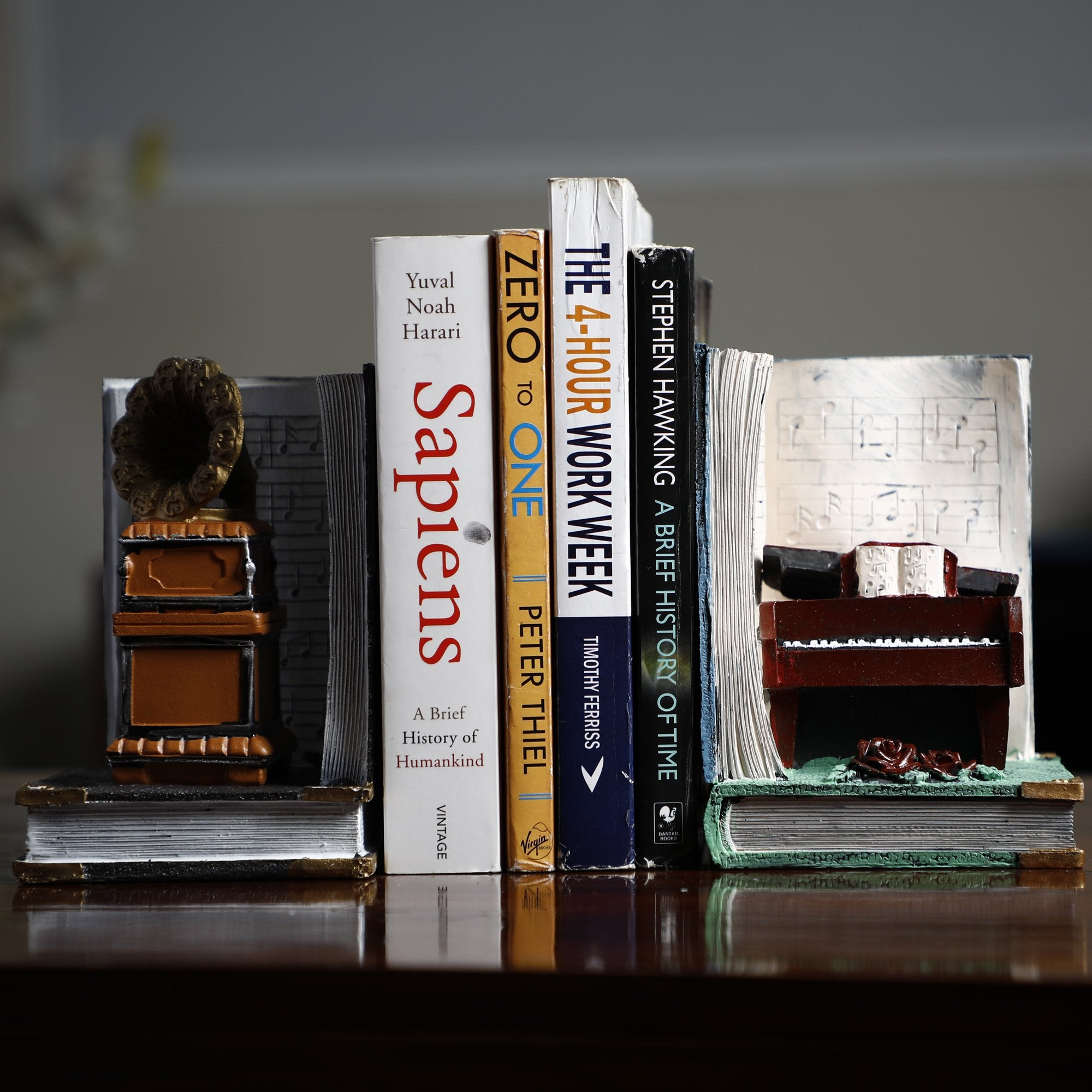 Bookend Piano