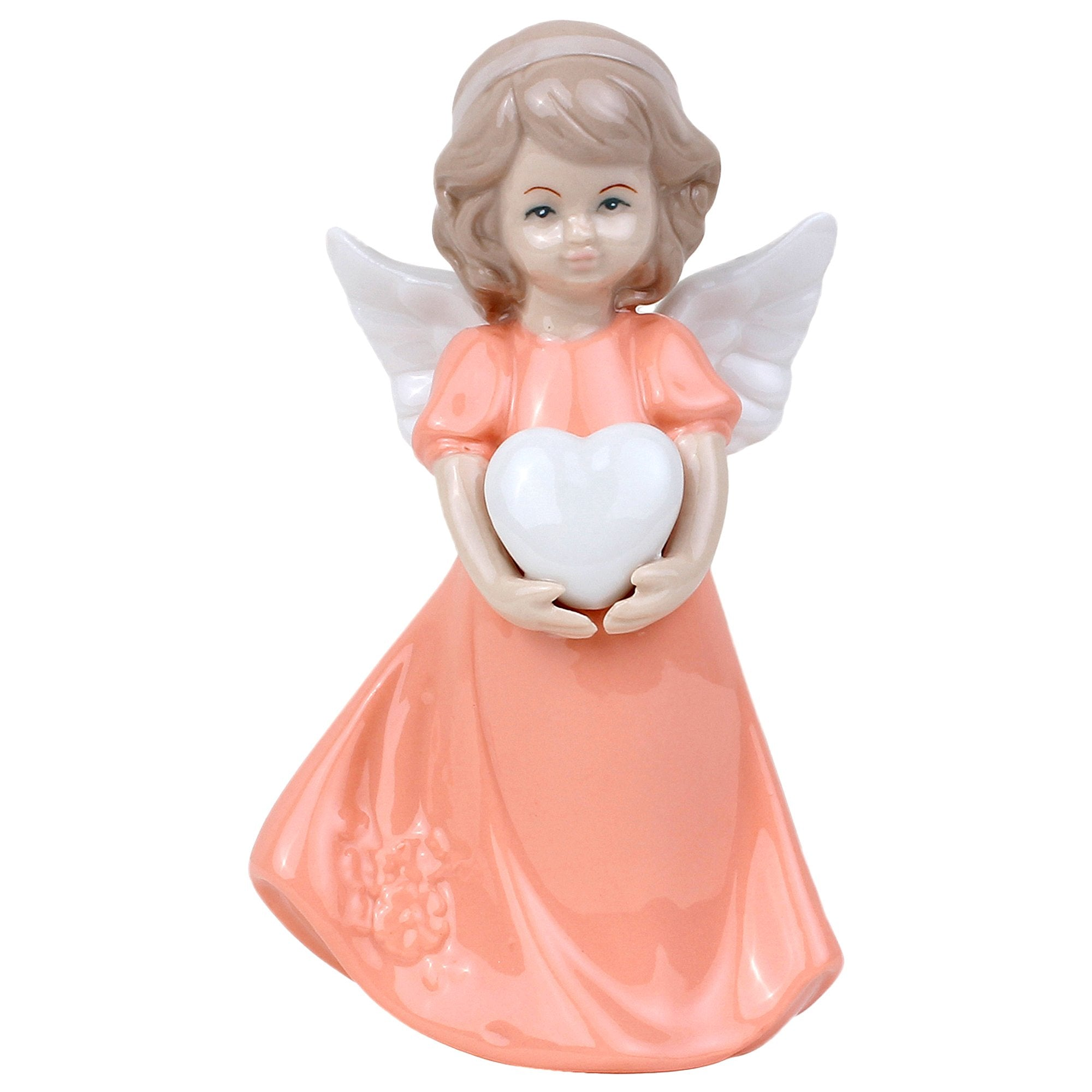 Fairy Angel -Heart & Wings - Teak Tale