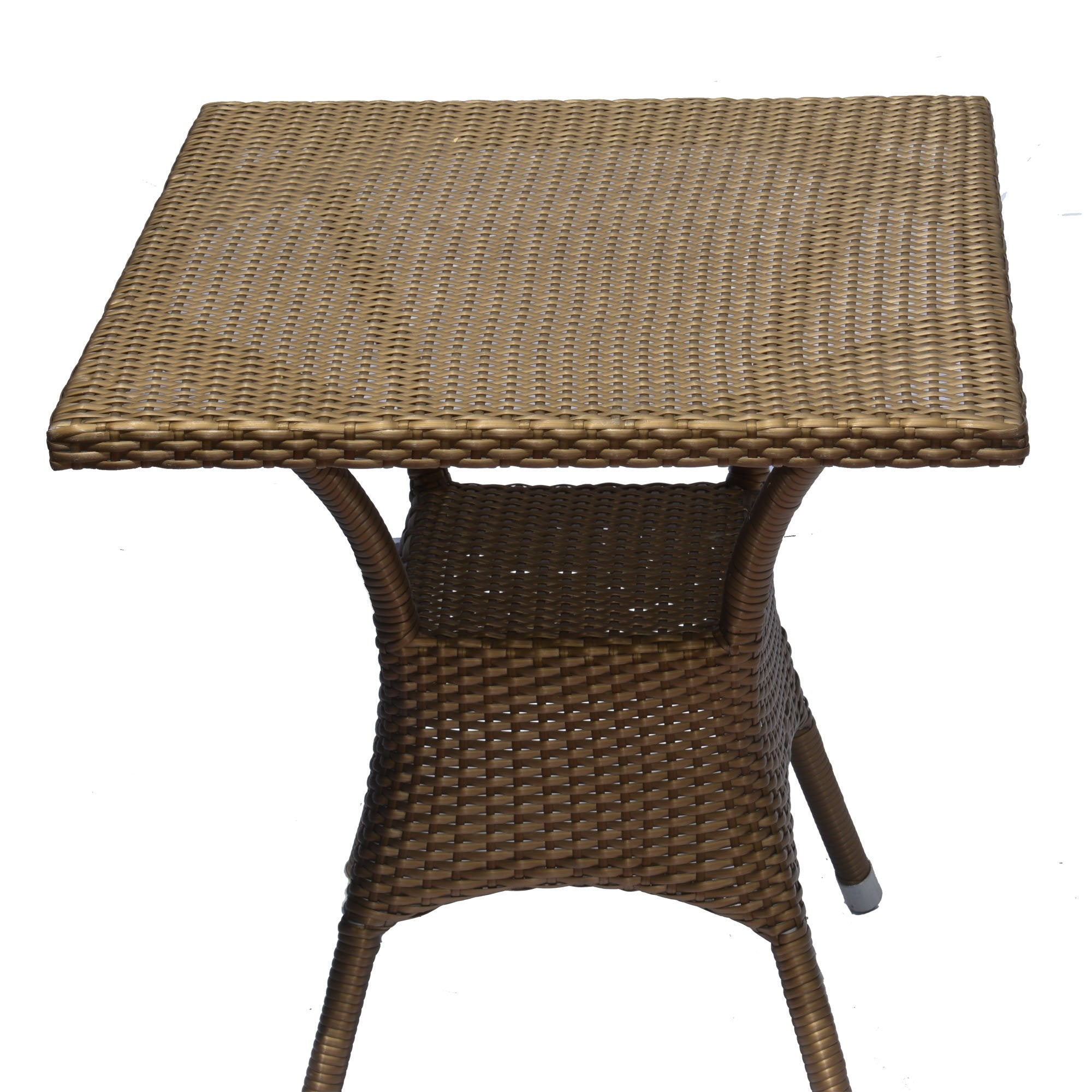 Brown Colored Outdoor Dinig Set