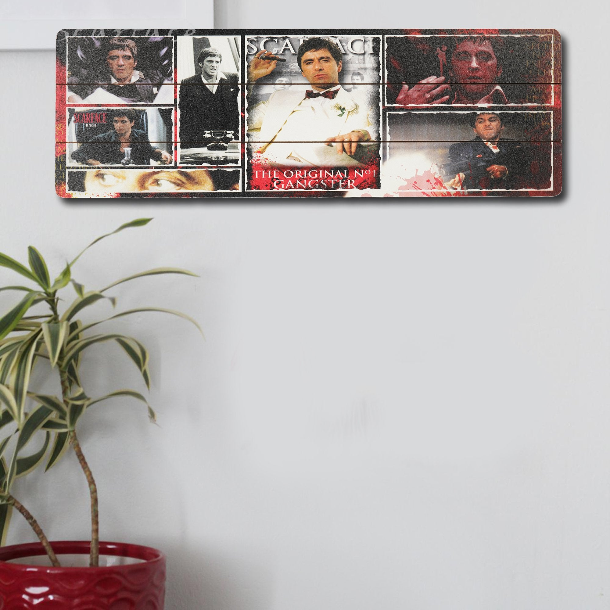 Al Pacino Wall Plaque from Teaktale Home Decors