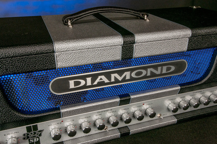 Diamond Amplification / Soldano Amplification 327SD