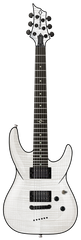 Diamond Barchetta STF Electric Guitar - Trans White