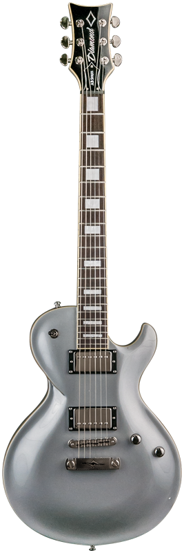 Diamond Bolero AB 3 Electric Guitar - Pearl Silver
