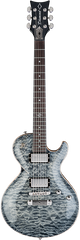 Diamond Bolero QM 3 Quilt Maple Electric Guitar - Siberian Quilt