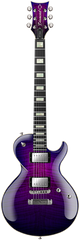 Diamond Bolero ST Plus Electric Guitar - Midnight Violet