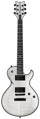 Diamond Bolero ST Plus Electric Guitar - Trans White