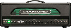 Diamond Amplification F-4 100 Watt Tube Amplifier