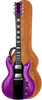 Diamond Renegade ST Plus Electric Guitar - Lotus Aubergine