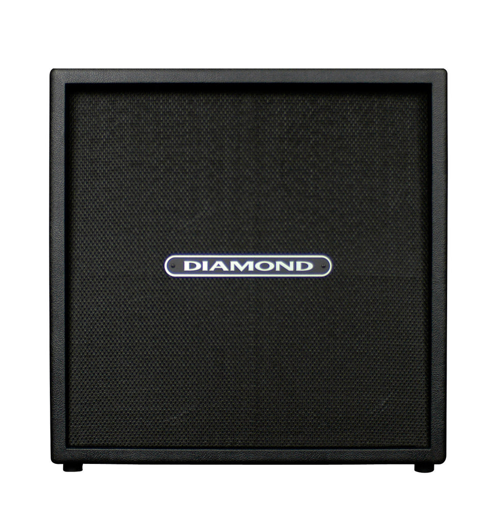 Diamond Amplification Custom USA Made 4X12 Cabinet - Grille Cloth