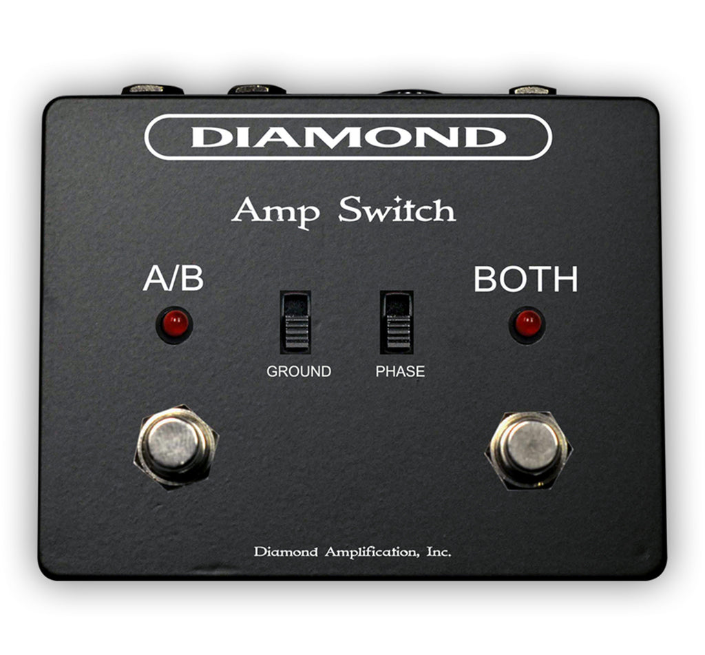 Amp Switch (A/B/Y)