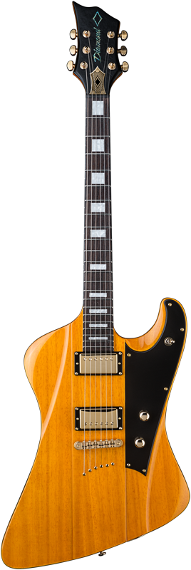 Diamond Hailfire EX Electric Guitar - Korina