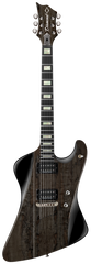 Diamond Hailfire SM Electric Guitar - Grey Smoke