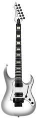 Diamond Halcyon ST-FR Electric Guitar - Ghost White