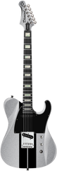 Diamond Maverick LT Electric Guitar - GT Silver