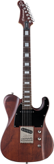 Diamond Maverick LT Electric Guitar - Satin Walnut