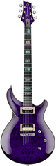 Diamond Monarch EX Electric Guitar - Trans Purple