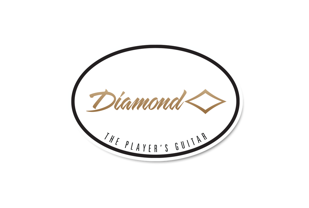 Diamond Guitars Sticker Pack