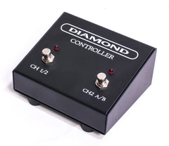 Diamond Amplifier Footswitch (2-button)