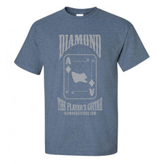 Diamond Guitars Player's Card T-Shirt