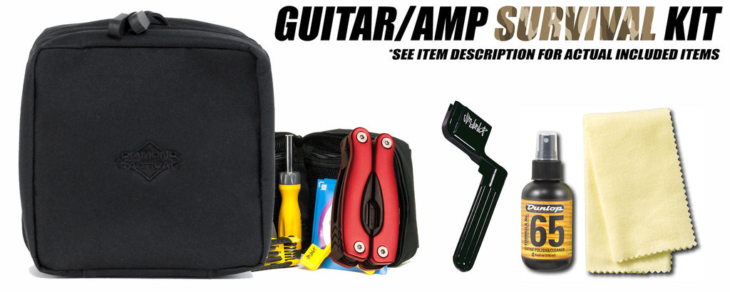Guitar I Amp Survival Kit