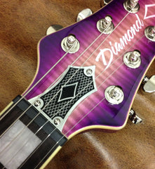 Engraved Truss Rod Cover - 2 FINISHES!!
