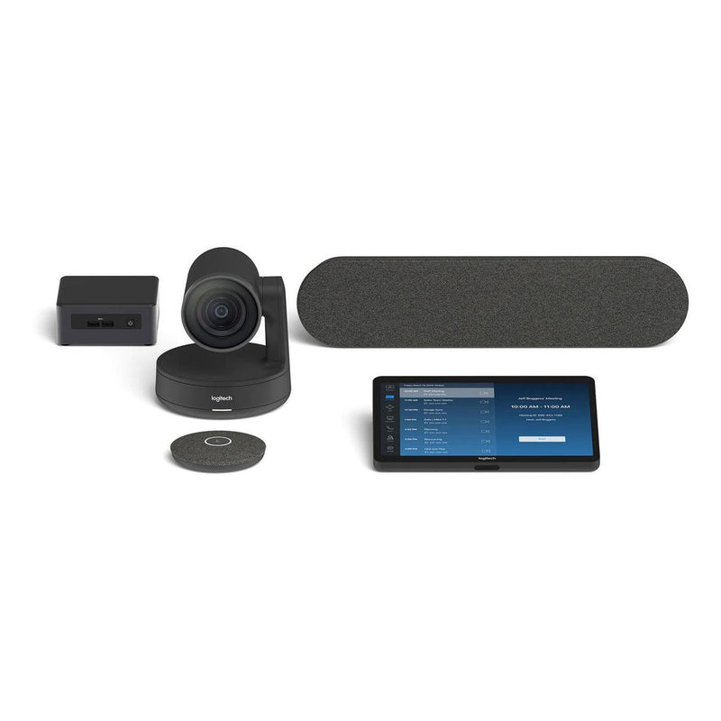 Logitech Tap voor Zoom Rooms - Medium