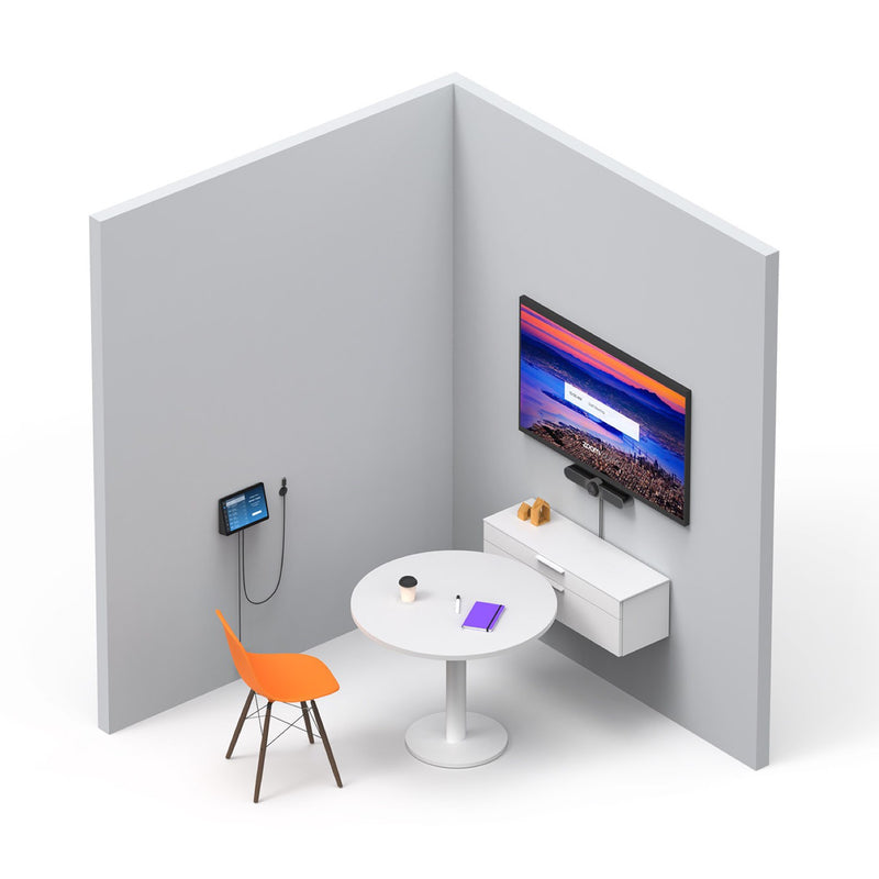 Logitech Tap voor Zoom Rooms - Small