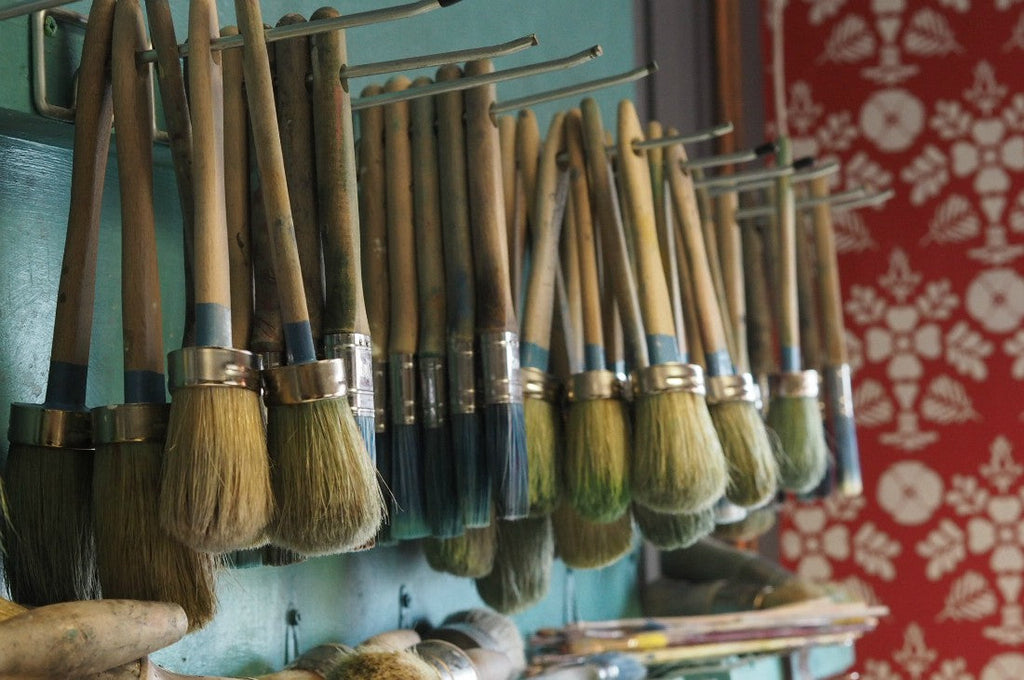Chalk Paint Brushes & Tools