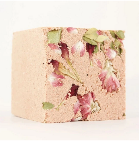 Desire Effervescent Bath Cube - FrenchWillow