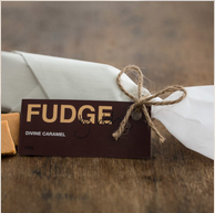 Divine Caramel Fudge - 110g - FrenchWillow