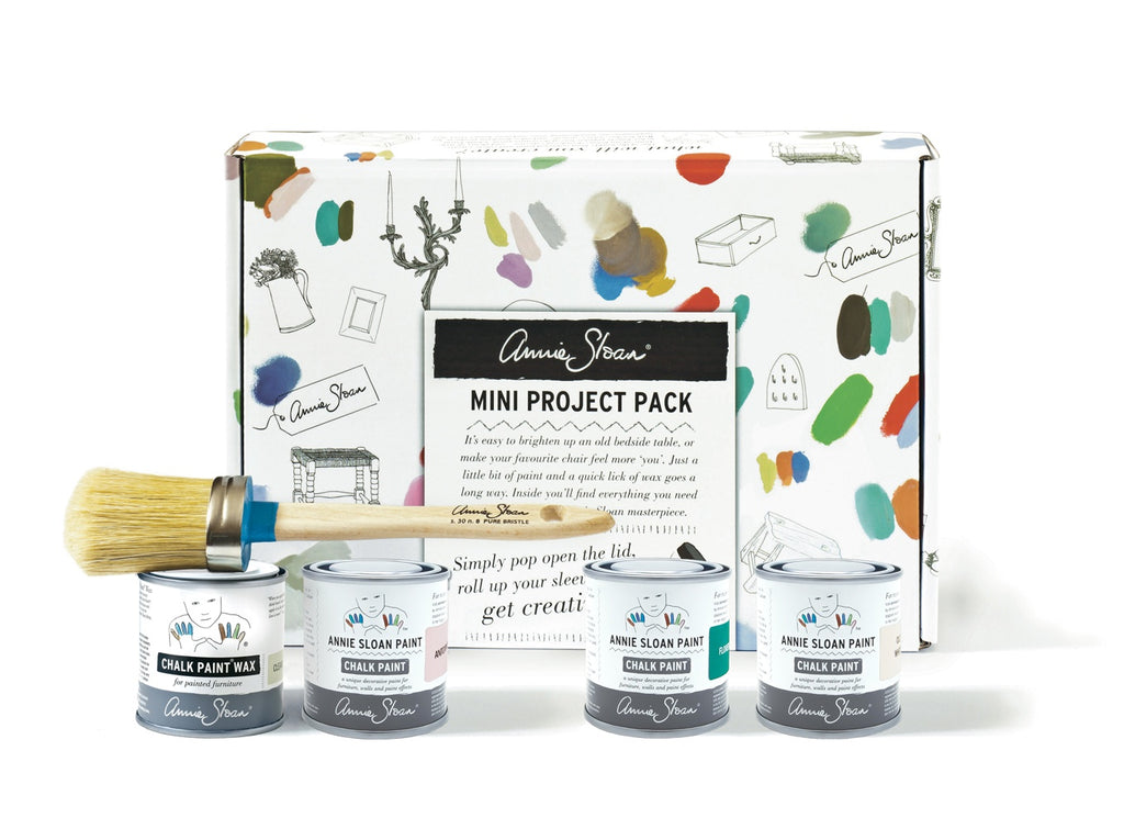 Mini Project Pack - Choose Your Own Chalk Paint® Colours - FrenchWillow