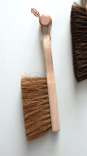 Hearth Brush - Coco Fibre - FrenchWillow