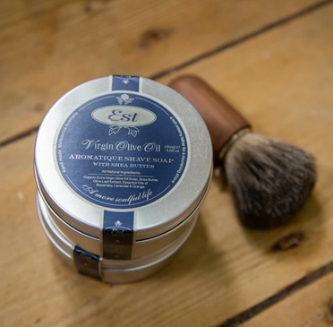 Aromatic Shave Soap - FrenchWillow