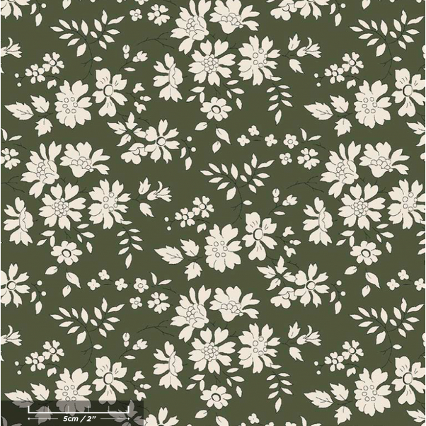 * PRE-ORDER Liberty Tana Lawn - Capel C (50cm fabric) - FrenchWillow