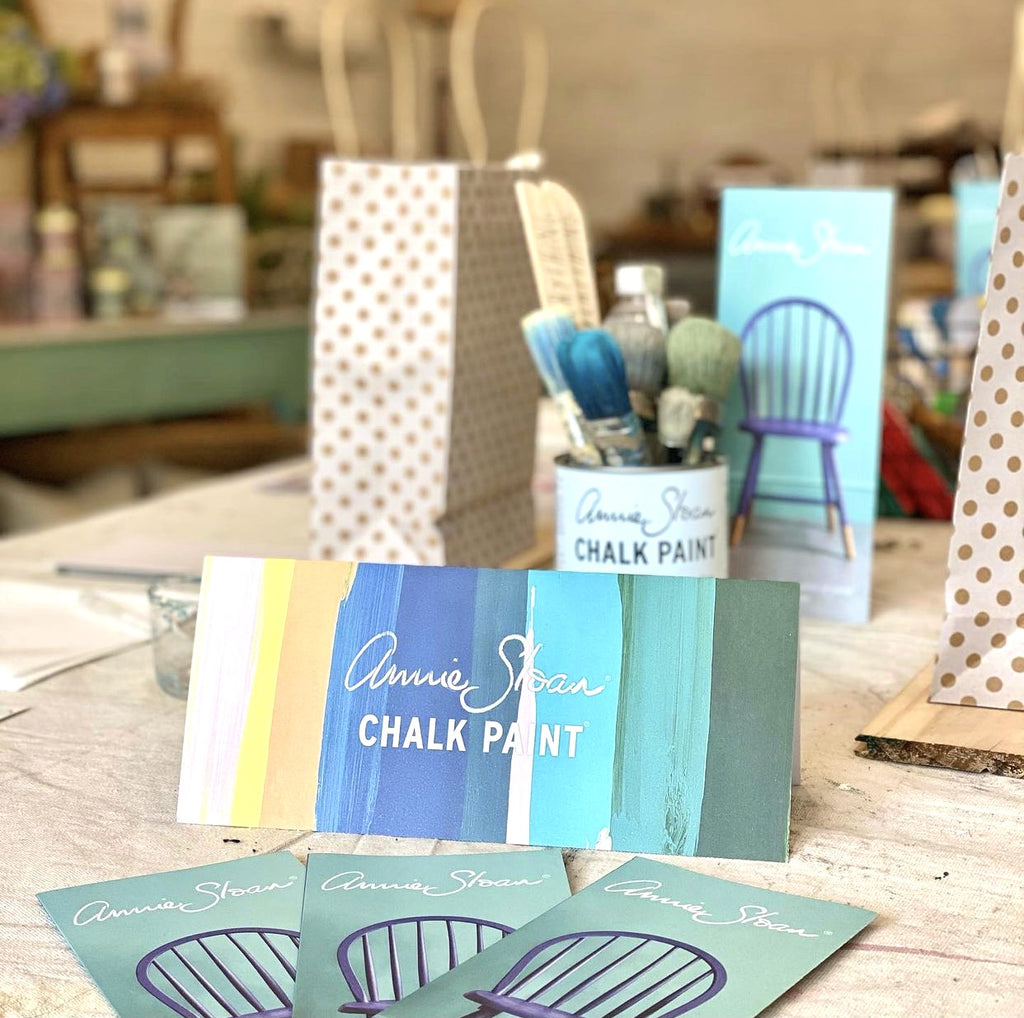 Paint Your Own Piece Workshop - 20 June 2021: 10:30am - 1:30pm - FrenchWillow
