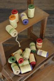 Tiddler Twine Ball - Green - FrenchWillow
