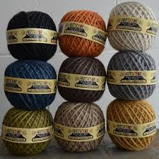 Twine Ball - Saffron - FrenchWillow