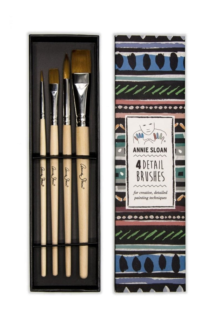 Annie Sloan Detail Brush Set - FrenchWillow