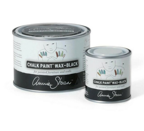 Annie Sloan Chalk Paint Wax - Black - FrenchWillow