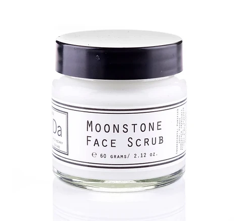 Moonstone Face Scrub - FrenchWillow