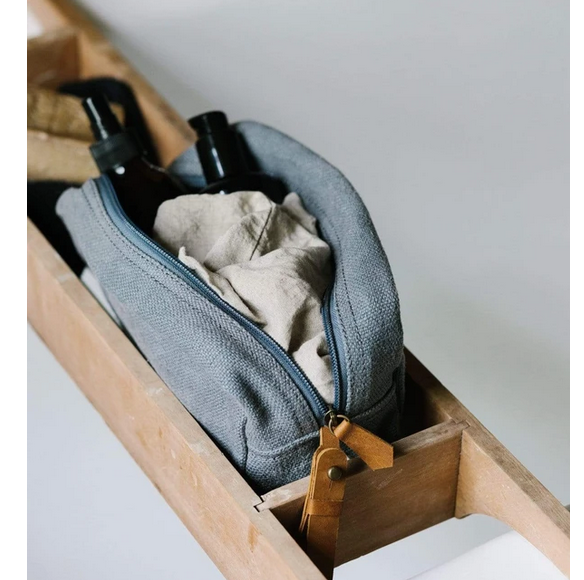 Toiletry Bag - Ash - FrenchWillow